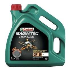 CASTROL 0W-30 MAGNATEC STOP-START D 4L