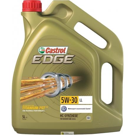CASTROL 5W-30 EDGE TITANIUM FST LL 5L